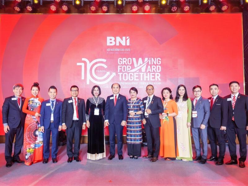 Thành viên BNI Việt Nam sẽ nhận được những gì khi tham dự Hội Ngộ Đỉnh Cao?