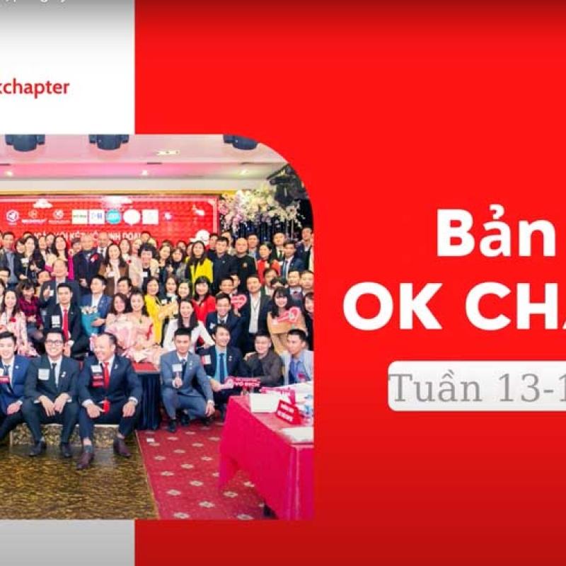 BNI OK CHAPTER - Buổi họp ngày 13/04/2021